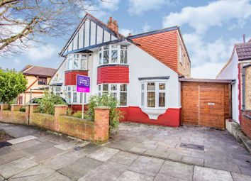 Thumbnail 5 bed semi-detached house for sale in Farndale Crescent, Greenford