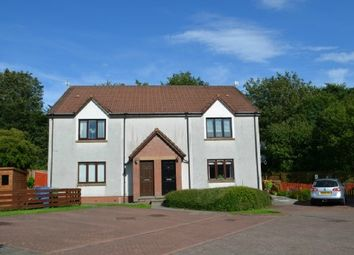 Thumbnail 2 bed flat to rent in Meadowbank Street, Redding, Falkirk
