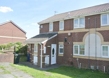 Thumbnail 2 bedroom flat for sale in High Meadows, Newcastle Upon Tyne