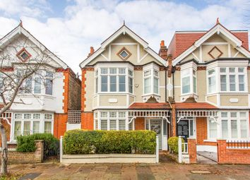 Thumbnail 5 bed flat to rent in St. Albans Avenue, London