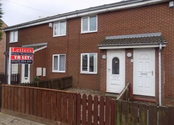 Thumbnail 2 bedroom terraced house to rent in Second Avenue, Ashington