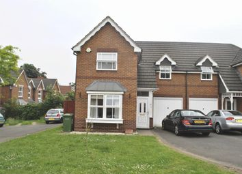 Thumbnail 3 bedroom semi-detached house for sale in Hornbeam Close, Oadby