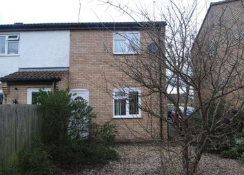 Thumbnail 2 bed end terrace house to rent in Lincoln Way, Stefen Hill, Daventry