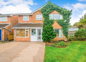 Thumbnail 4 bed detached house for sale in The Paddock, Chepstow