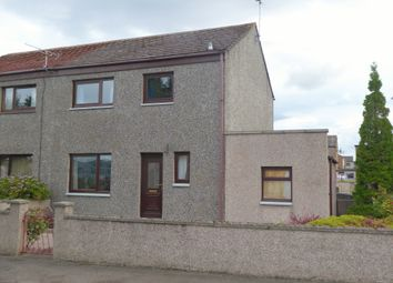 Thumbnail 3 bed semi-detached house for sale in Ben Rinnes Walk, Elgin