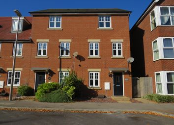 Thumbnail 4 bed town house for sale in St Helena Avenue, Newton Leys, Milton Keynes