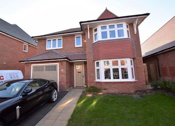 Thumbnail 3 bed detached house for sale in St. Philbert Street, Radyr, Cardiff