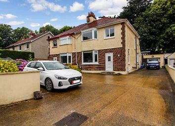 Thumbnail 3 bed semi-detached house for sale in Ballaughton Villas, Douglas, Douglas, Isle Of Man