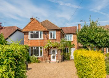 Thumbnail 4 bed detached house for sale in Bousley Rise, Ottershaw, Chertsey