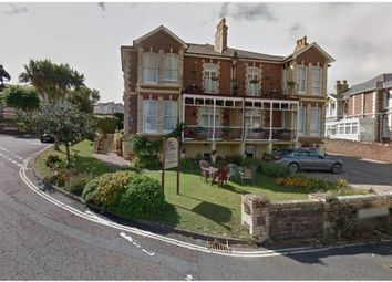 Thumbnail Hotel/guest house for sale in Cleve Court Hotel, Paignton