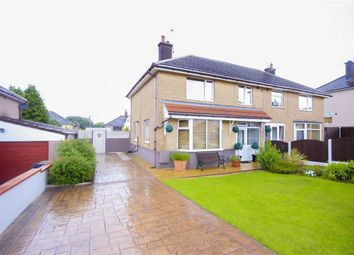 Thumbnail 3 bedroom semi-detached house for sale in Wycollar Close, Accrington, Lancashire