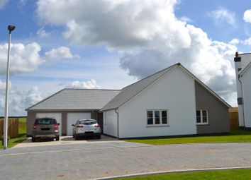 Thumbnail 4 bed detached bungalow for sale in Merewood Close, Prixford, Barnstaple