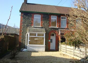 Thumbnail 3 bed semi-detached house for sale in Wayne Street, Trehafod, Pontypridd
