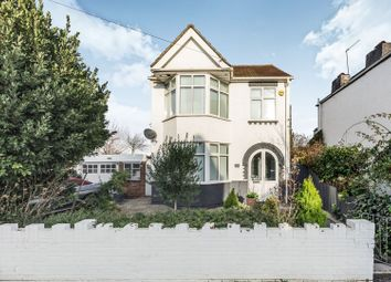 Thumbnail 3 bed detached house for sale in Holly Road, Enfield