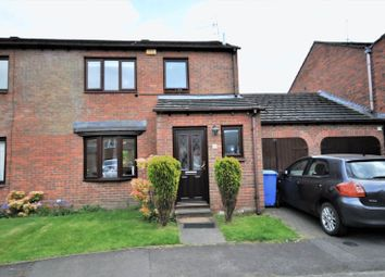 Thumbnail 3 bed semi-detached house for sale in Pottery Bank Court, Morpeth