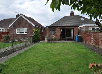 Thumbnail 2 bed bungalow for sale in Mancklin Avenue, Hull, East Hull
