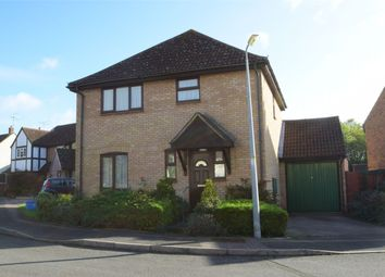 Thumbnail 4 bed detached house for sale in Chalkdown, Chells Manor, Stevenage, Hertfordshire