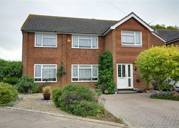 Thumbnail 5 bedroom detached house for sale in Adur Avenue, Worthing, West Sussex