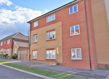 Thumbnail 2 bed flat for sale in Holly Blue Drive, Sittingbourne