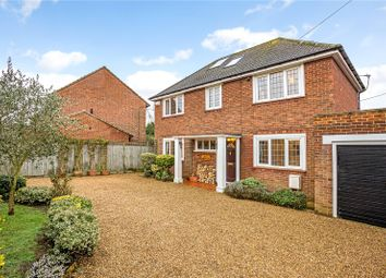 Thumbnail 4 bed detached house for sale in Oak Stubbs Lane, Dorney Reach, Maidenhead, Buckinghamshire