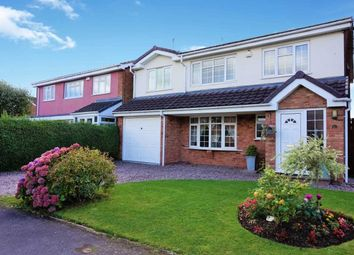 Thumbnail 4 bed detached house for sale in Windsor Road, Wolverhampton