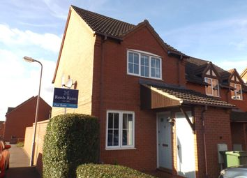 Thumbnail 2 bedroom semi-detached house for sale in Arran Place, Worcester