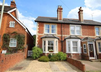 Thumbnail 3 bed end terrace house for sale in London Road, Twyford