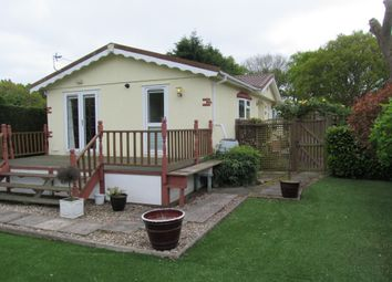 Thumbnail 2 bedroom mobile/park home for sale in Charmbeck Park (Ref 5590), Haveringland Hall