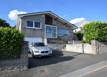 Thumbnail 4 bed detached bungalow for sale in New Park Road, Plymouth, Devon
