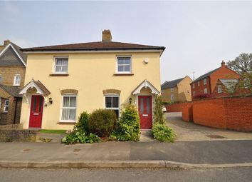 Thumbnail 2 bed semi-detached house for sale in Crofton Square, Sherfield-On-Loddon, Hook