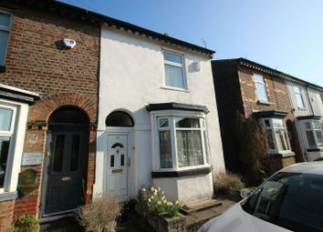 Thumbnail 2 bed end terrace house for sale in The Grove, Sale
