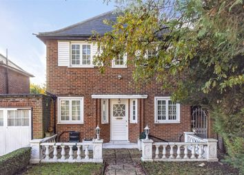 Thumbnail 4 bed detached house for sale in Heath Close, London