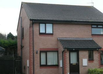 Thumbnail 2 bed semi-detached house to rent in Laleston Close, Porthcawl