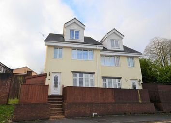 Thumbnail 3 bed semi-detached house to rent in Canal Hill, Tiverton