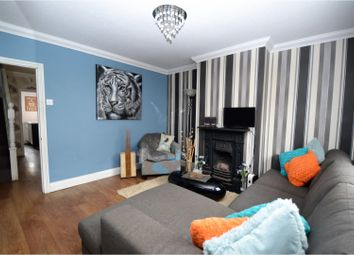 Thumbnail 2 bed terraced house for sale in North Road Avenue, Brentwood