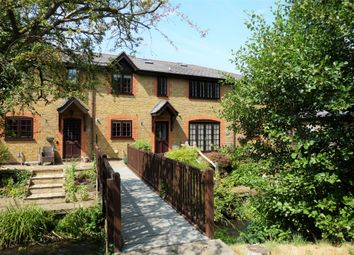 Thumbnail 2 bed terraced house for sale in Mill Lane, Chilworth, Guildford