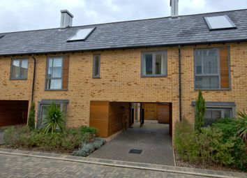 Thumbnail 3 bed terraced house for sale in Spring Drive, Trumpington, Cambridge