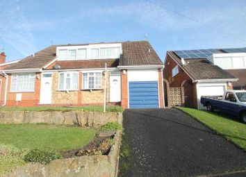 Thumbnail 3 bedroom semi-detached house to rent in Severn Road, Halesowen, West Midlands