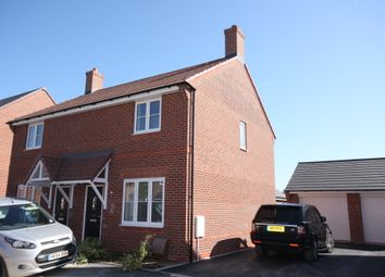 Thumbnail 2 bed semi-detached house to rent in Jacksons Meadow, Bidford On Avon