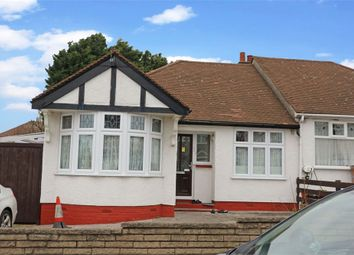 Thumbnail 3 bed semi-detached bungalow for sale in Rushden Gardens, Ilford, Essex