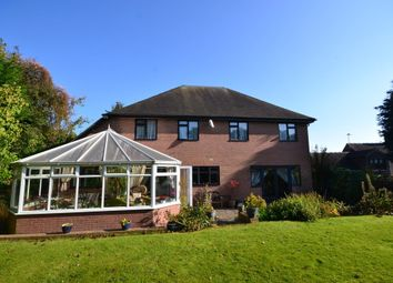 Thumbnail 4 bed detached house for sale in Eccleshall Road, Hookgate, Market Drayton