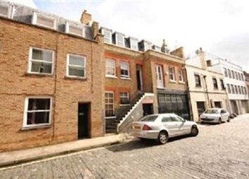 Thumbnail 3 bedroom mews house to rent in Weymouth Mews, London