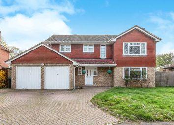 Thumbnail 4 bedroom detached house for sale in Chineham, Basingstoke, Hampshire