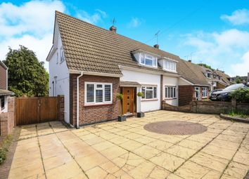 Thumbnail 4 bed semi-detached house for sale in High Mead, Rayleigh