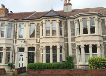 Thumbnail 3 bedroom terraced house to rent in Glebe Road, St. George, Bristol