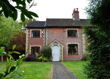 Thumbnail 4 bedroom cottage to rent in Wroxham Road, Rackheath, Norwich