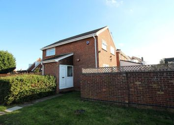 Thumbnail 3 bed detached house to rent in Owl End Walk, Yaxley, Peterborough