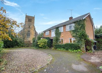 Thumbnail 4 bed detached house for sale in Church Lane, Stoulton, Worcester, Worcestershire