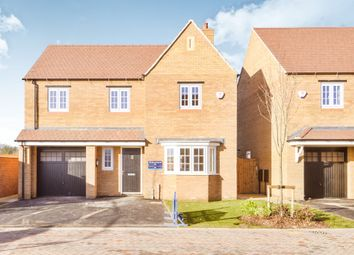 Thumbnail 4 bed detached house for sale in Lansdown Close, Banbury