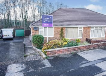 2 bed semi-detached bungalow for sale in Howard Crescent, Wakefield WF4